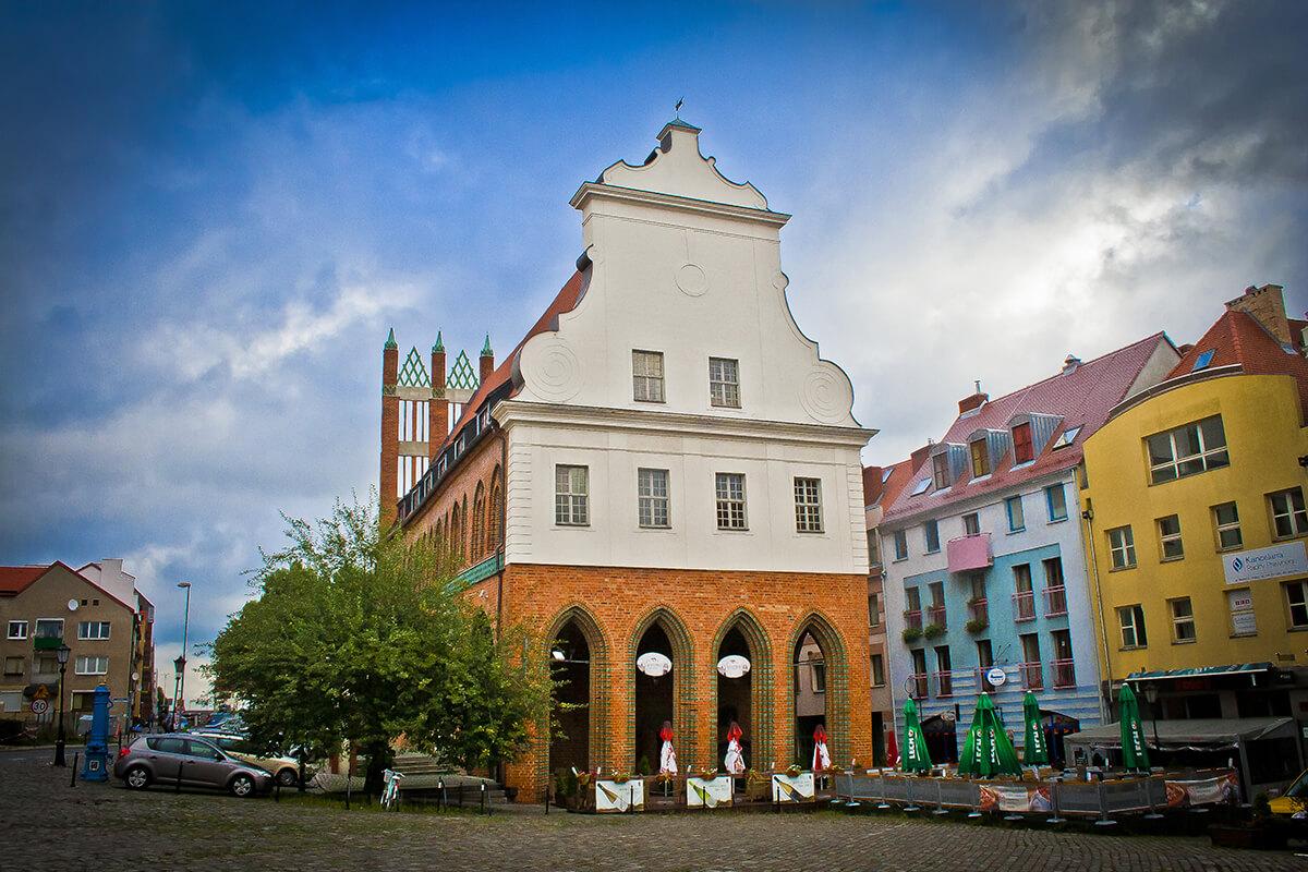 The National Museum In Szczecin The Szczecin History Museum National Museum In Szczecin Poland