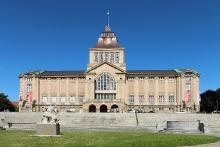 Gmach Główny Muzeum Narodowego w Szczecinie