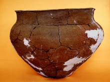 Ceramika łużycka z Pomietowa, (konserwacja od 2006 roku)