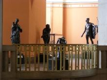Hol Gmachu Glownego Muzeum Narodowego w Szczecinie