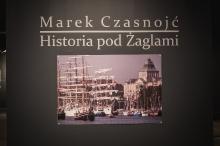 Marek Czasnojć. Historia pod Żaglami