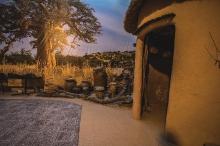 W afrykańskiej wiosce