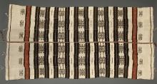 Koc khasa, połowa XX w., Fulbe, Mali, wełna wielbłądzia, 140 x 255 cm, fot. G. Solecki, A. Piętak