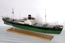 Model parowca s.s.  Malbork XXw.