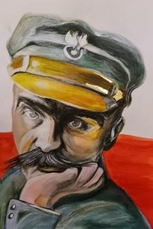 I MIEJSCE - Józef Piłsudski - Scarlett Duran