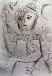 III MIEJSCE - Maria Skłodowska-Curie - Nadia Pawlak