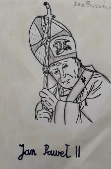 WYRÓŻNIENIE - JAN PAWEŁ II - Julia Szmurło