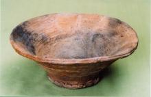 Obiekty pozyskane w trakcie badań archeologicznych: zespół ceramiki z osady średniowiecznej w Dargobądzu, (konserwacja 2003 - 2008)