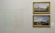 """Eksponaty z wystawy """"Biedermeier"""""""