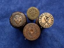 Gabinet Pomorski. W zwierciadle monet, banknotów i pieczęci (fot. Mieszko Pawłowski)