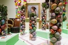 Świętowanie - fragment ekspozycji, fot. Robert Stachnik