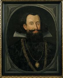 Artysta nieznany, Portret Jürgena Valentina Wintera, pocz. XVII w., olej, płótno, 68 x 55 cm, fot. G. Solecki, A. Piętak