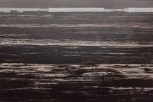 Roman Lipski (ur. 1969), bez tytułu, 2009, akryl, płótno, 150 x 200 cm, fot. Paweł Kula