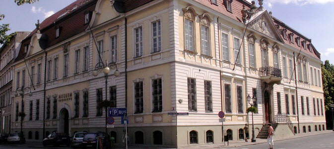 The National Museum in Szczecin — The Museum of Regional Traditions